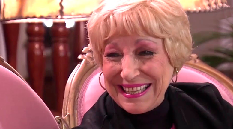 Murió la querida animadora infantil Mirtha Patiño